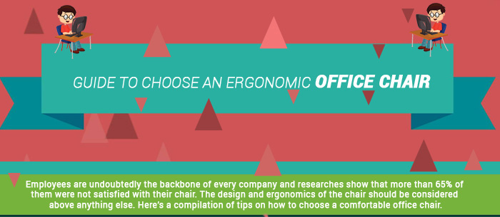Guide to Choose an Ergonomic Office Chair