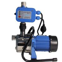 Heavy Duty 1,200 Watt Fully Auto Rain Water Tank Pressure Pump for House Garden!