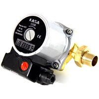 BRASS 3 SPEED SOLAR HOT WATER CIRCULATION PUMP REPLACES GRUNDFOS UPS 15-60B