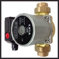 NEW 3 SPEED BRASS SOLAR HOT WATER CIRCULATION PUMP REPLACES GRUNDFOS UPS 25-60B