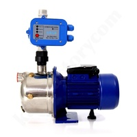 NewModel Stainless Steel Automatic Rain Water Constant Pressure Pump Tank Garden