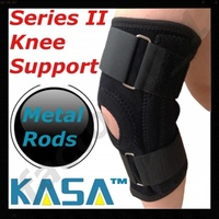 Next Gen Series II Full Knee Support Brace Fully Adjustable flex ***RRP$$75***