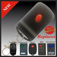 TILTAMATIC Garage Remote Control Replace TR300 TRV300 TRG300 TRG306 700T TRG107