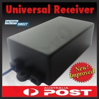 315MHz UNIVERSAL RECEIVER for Garage Door Openers Gates Dominator Gliderol etc !