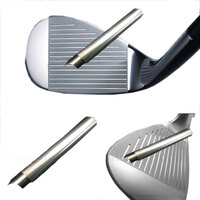GENUINE KASA PRO GOLF GROOVE SHARPENER CLEANER UV SQUARE GROOVES IRON WEDGE