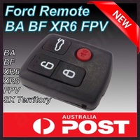 FORD AFTERMARKET REMOTE CONTROL CENTRAL LOCKING KEYLESS BA BF FALCON TERRITORY!