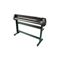 NEW 2018 VINYL CUTTER PLOTTER K1355 OPTICAL EYE CONTOUR CUTTING SIGN MASTER PRO!