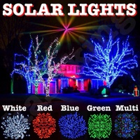 GENUINE KASA SOLAR POWERED CHRISTMAS GARDEN LIGHTS