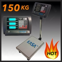 150KG ELECTRONIC DIGITAL Computing PRICE  SCALE Weight Domestic use