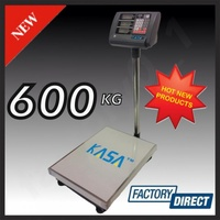 600KG ELECTRONIC DIGITAL Computing PRICE SCALE Weight Domestic