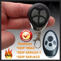 SEiP TM60 SKR433-1 SKRJ433 Replacement Garage Remote Control High Security Gate!