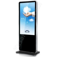 "46"" Full HD Interactive Shopping Mall Advertising Touch Screen Computer Kiosk"