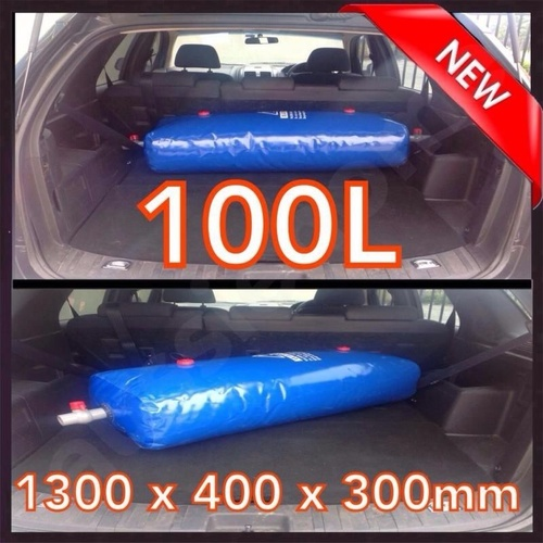 NEW SERIES IV 100L WATER BLADDER TANK 4x4 4WD UTE CAMPING FISHING ACCESSORIES!